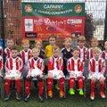 Carniny Amateur and Youth FC vs. Antrim Soccer Academy