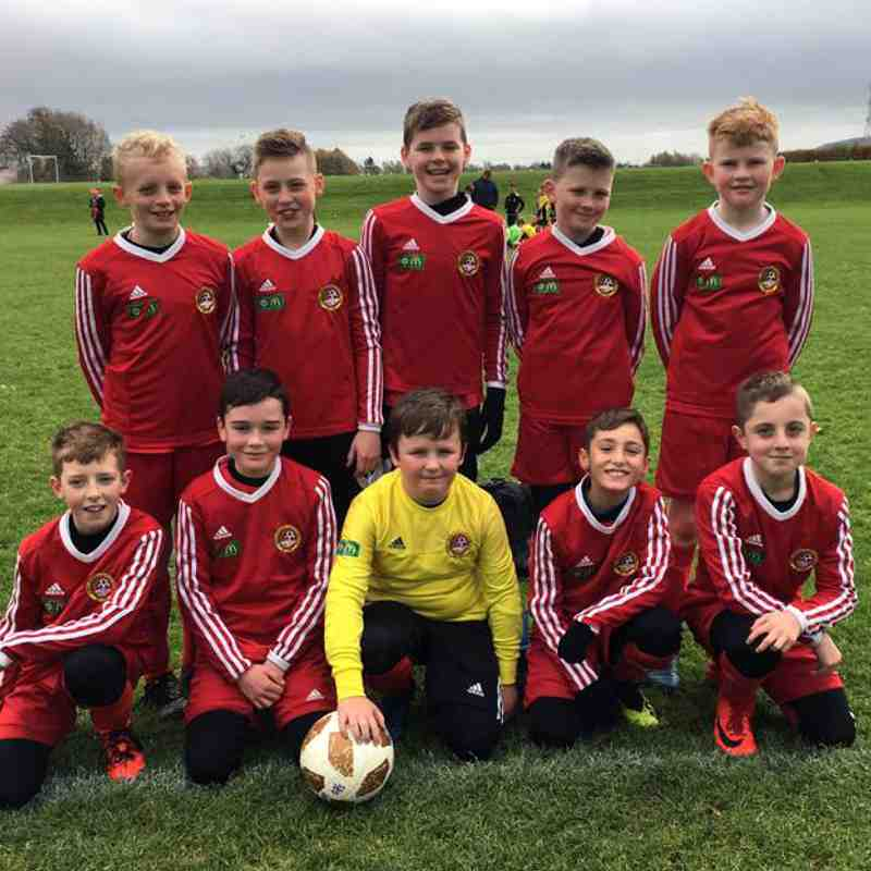 Under 11 Youth 2008