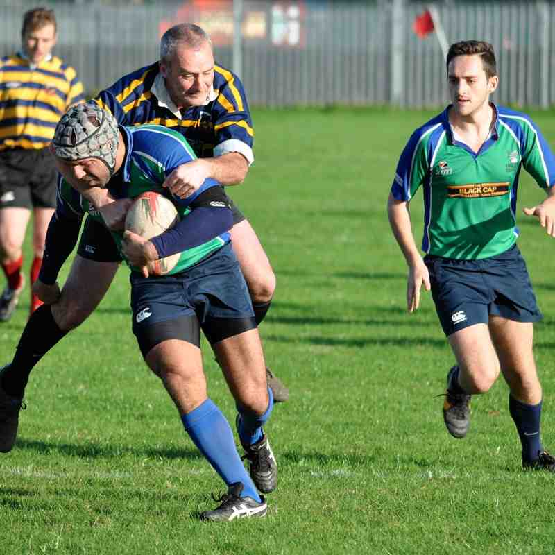 KXS I vs Ravens - 1st Nov (Away)