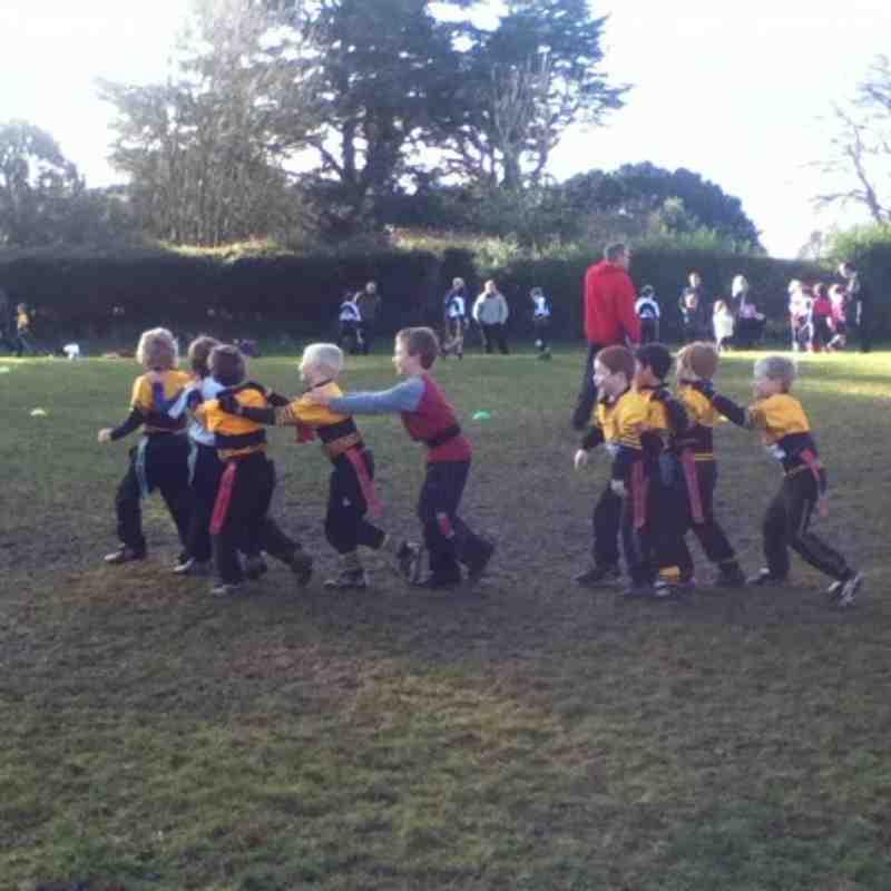 Rugby Conga!!