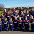 Under 13s lose to Oldham St Annes 4 - 22