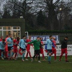 Lincoln Moorlands vs Immingham Town