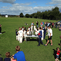Under 9's Knock Out Finals Day 2014