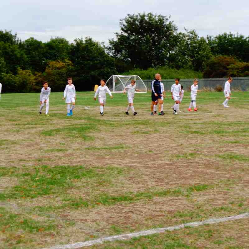 Aug 20 Clifton Under 11 v Loughborough Emmanuel