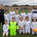 Keyworth Utd U11 Green vs. Clifton All Whites U11 Black