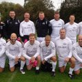 Clifton All Whites Vets vs. Duffield Old Boys Vets