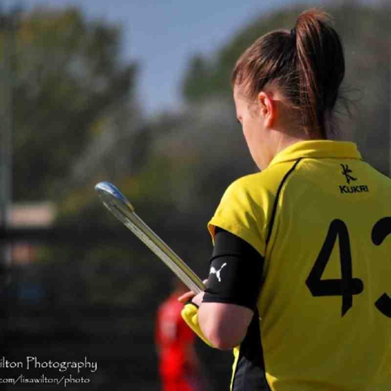 15/10/2011 - Ladies 1's vs Winnington Park