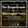 Grantham Town vs. Warrington Town