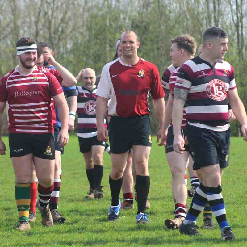 Memorial Day vs St Marys Old Boys RFC