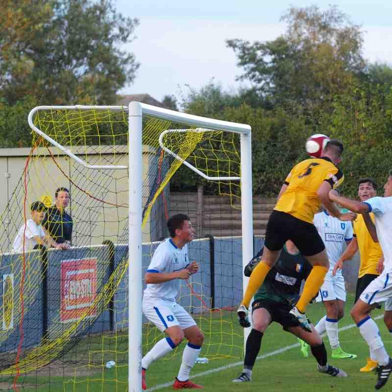 Friendly v Mansfield Town U23
