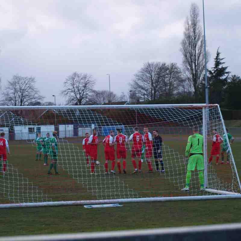 AFC Mansfield 3 Dynamo 0 090219