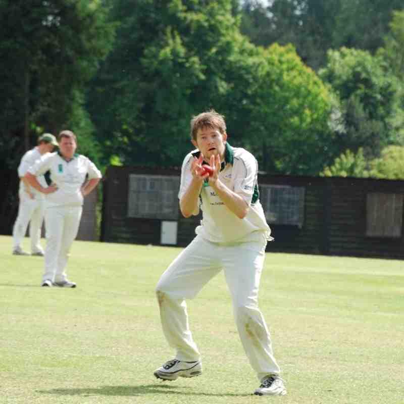 3rd XI at Burford (2008?)