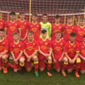 Under 18s beat Forest Falcons Under 17's 3 - 2