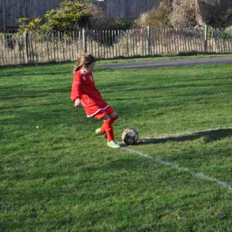 Hawks Youth Under 9's v Old Varndeanians - Match 2