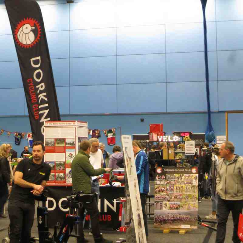 Surrey Cycle Show 2017
