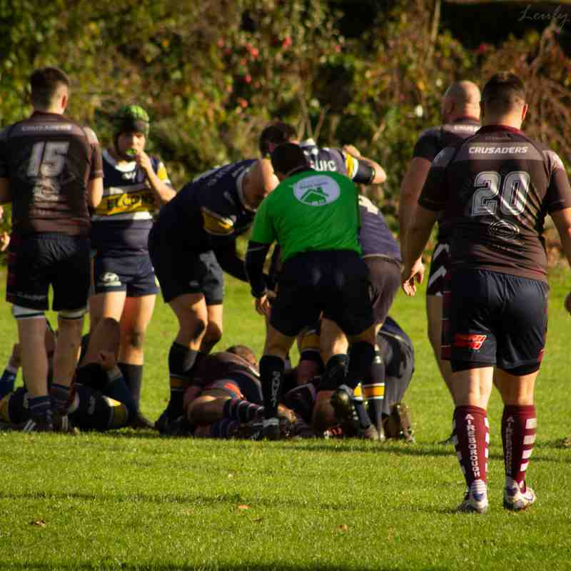Crusaders VS Old Crossleyans