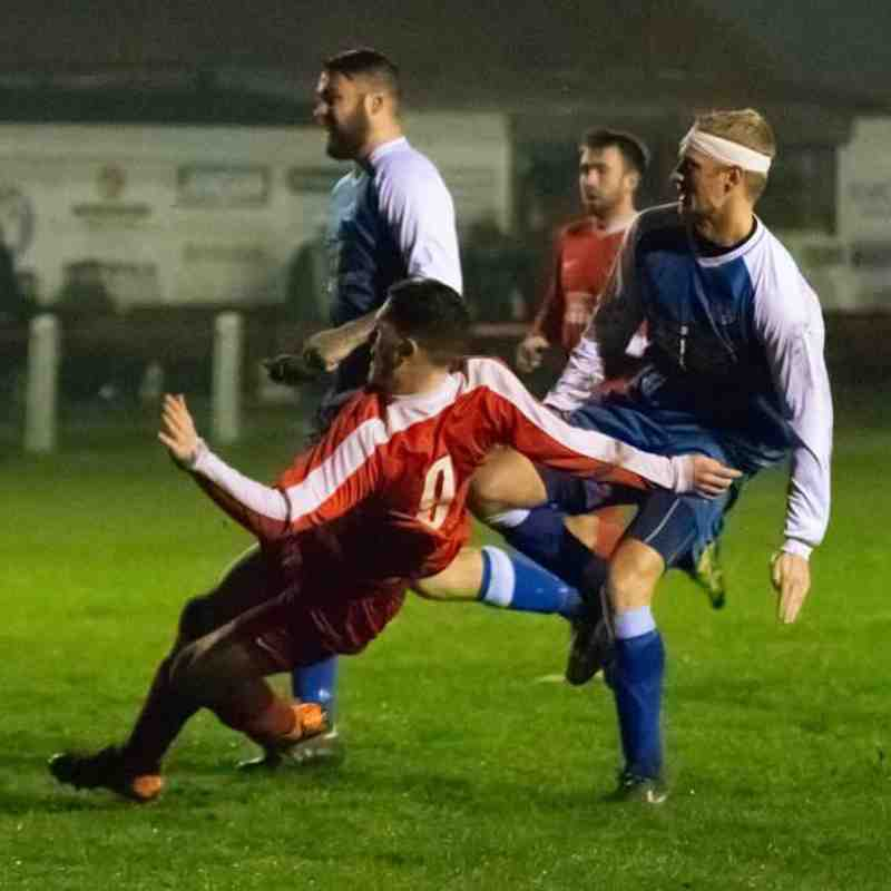 vs Selby Town (A) 11/12/18