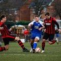 Match Report: Dronfield Town 2-1 Parkgate