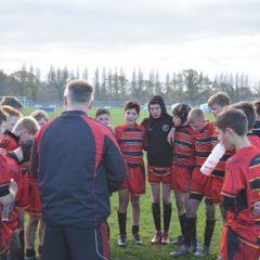 Under 13s convincing home win against Knutsford