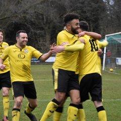 North Leigh 3 - 3 Yaxley