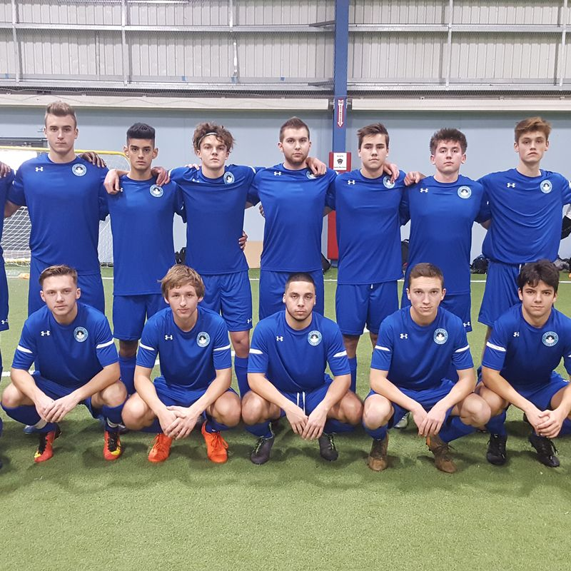 Berlin Academy XI Boys beat Caledon U21 2 - 5
