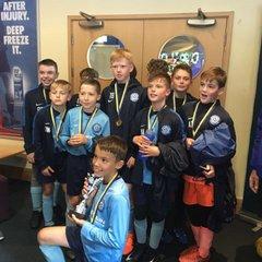 LUFC Academy Cup Win