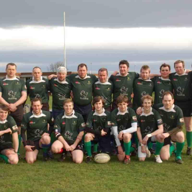 Montrose Seniors v Stobeswell - Feb 2012.