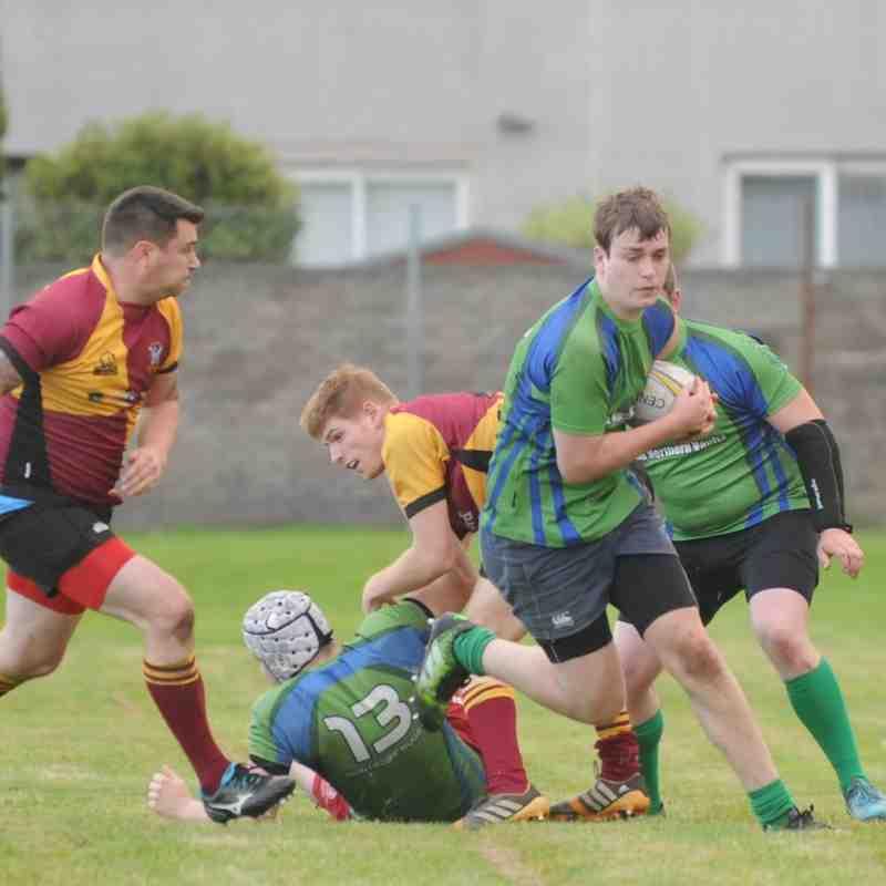 1st XV v Bannockburn