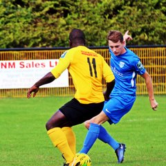 MTFC vs Barking 15th September