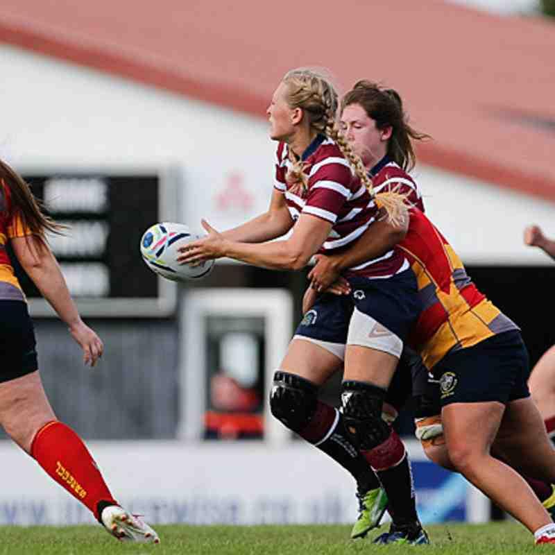 Shelford Women vs Peterborough Sept 9th 2018