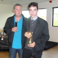 "Presentation Night Photographs by Liam Delaney ""the FA Cup Man"""