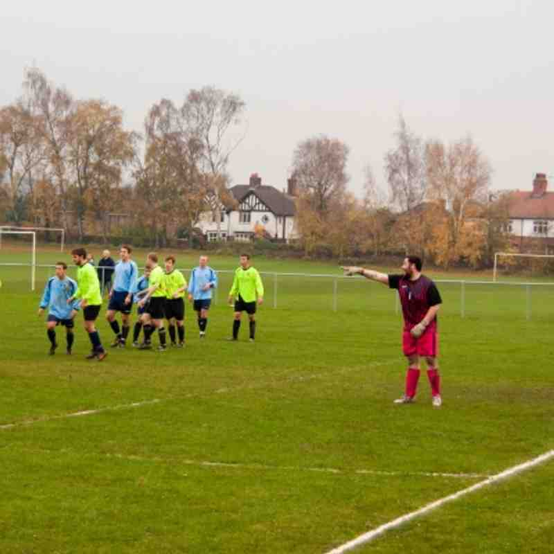 Hawarden Rangers FC 19 November 2011