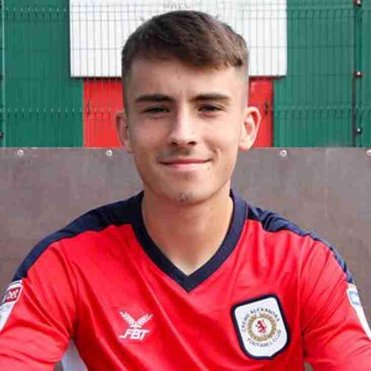 Witton sign Crewe defender
