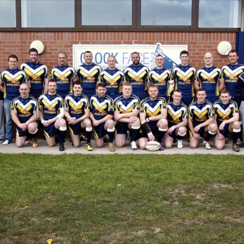 Open age - NCL lose to Stanningley 40 - 0