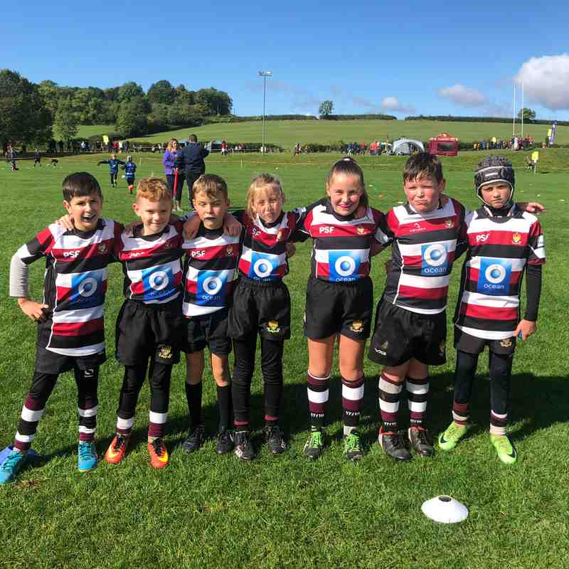 Cleve under 9s 2018-2019