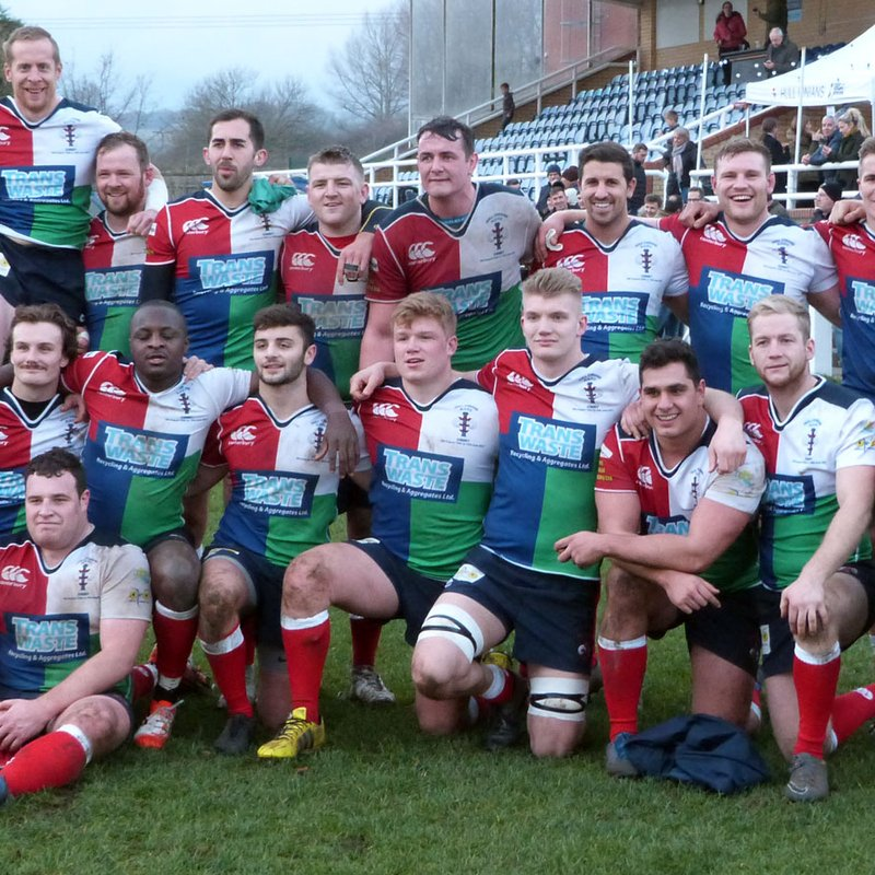 Hull Ionians vs. South Leicester