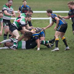 Roundhegians vs West Park Leeds
