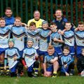 Under 12's lose to West Bank  0 - 30