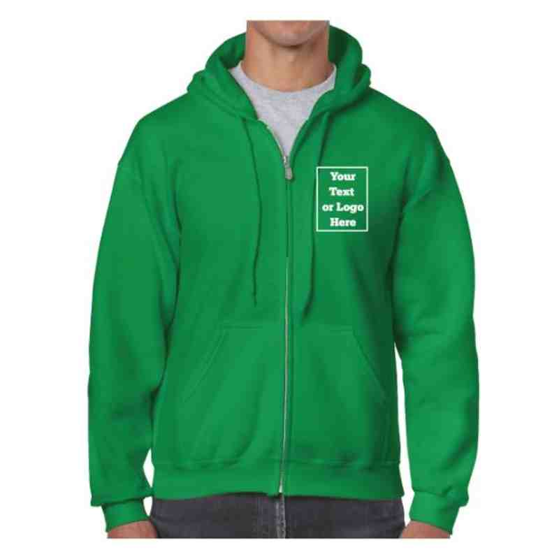 Zipped Hoodie (Child's) Zoodie