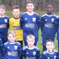 Bowburn Youth 3 - 3 Washington United FC