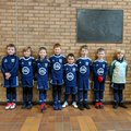U7 Blacks - Team 35 lose to Jarrow Dynamos 5 - 1