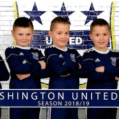 Washington united U7 gold