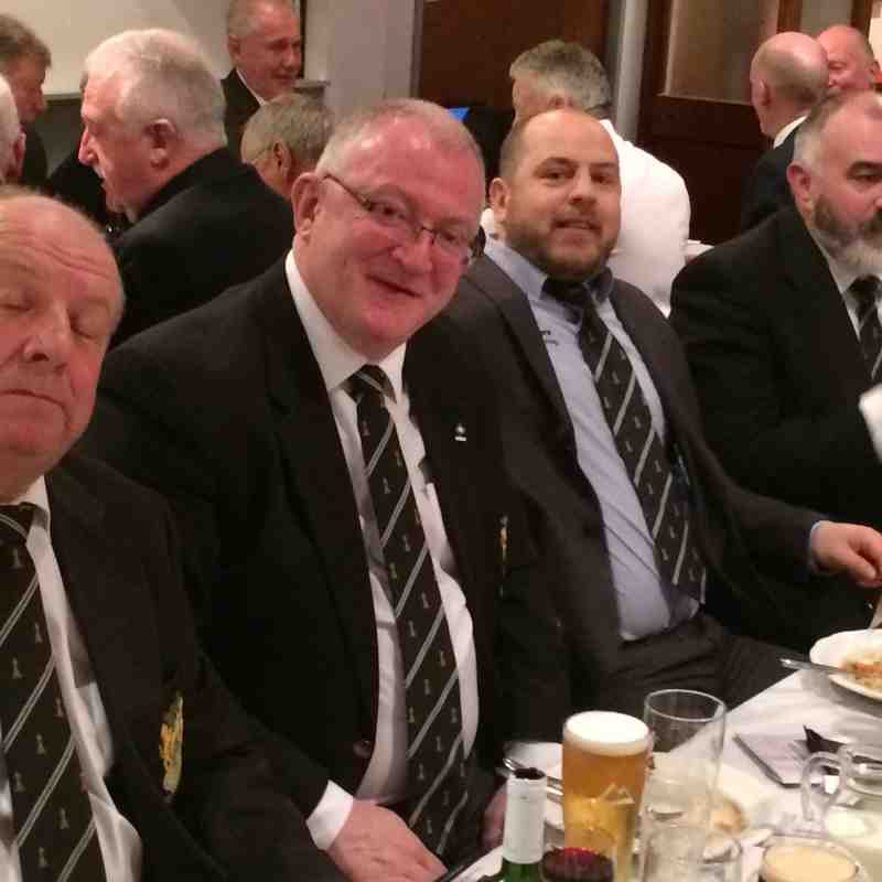 Annual Club Dinner 2018