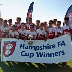 2017 Hampshire Cup Winners