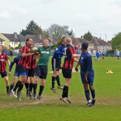 Old Windsor 3rds ve Maidenhead Wanderers Res