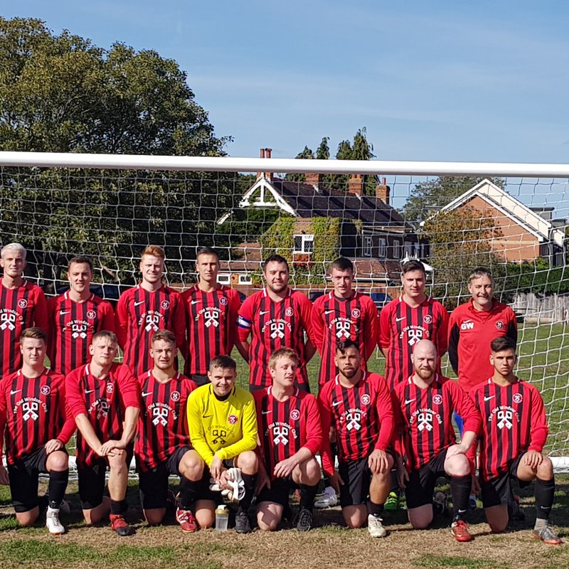Old Windsor lose 3-1 against Britwell