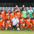 FIRST TEAM lose to Red Row Welfare 1 - 0