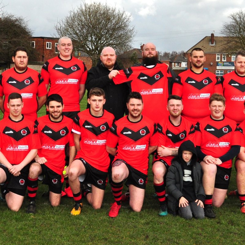 First Team lose to Langworthy Reds 46 - 18