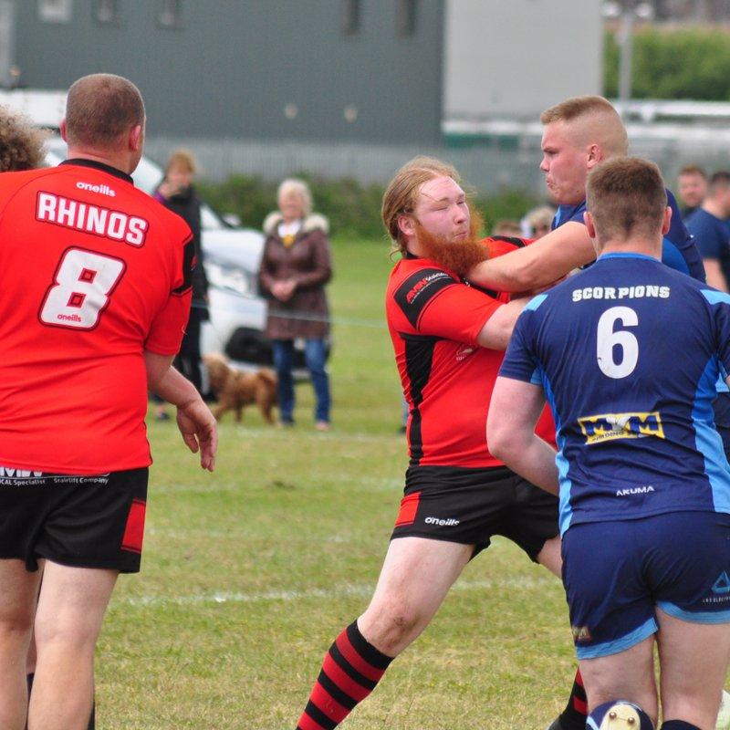 OA vs Blackpool Scorpions 15-06-19