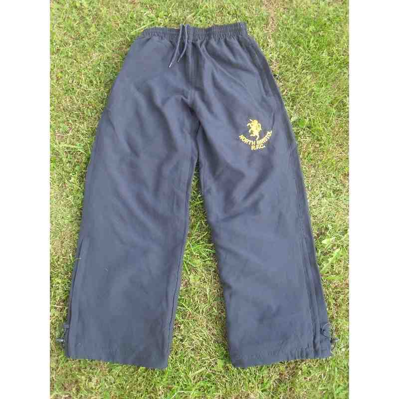 N. B. tracksuit bottoms- small
